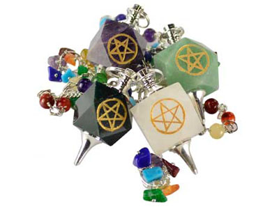Chakra Dowsing Pendulum - Click Image to Close