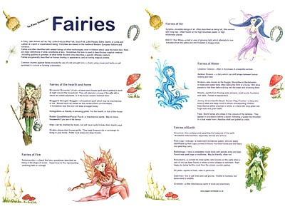 Fairies Easy Guide