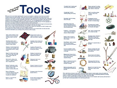 Magical Tools Easy Guide