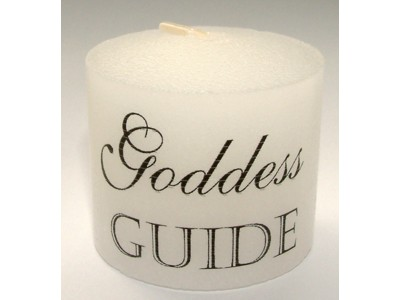 03.5cm Goddess Guide Candle