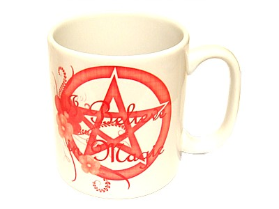 Witch Range 1 I believe in Magic Mug
