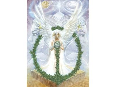 Angel of Ascension Card A6