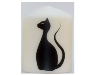 Cat Candle - B NEW SIZE see description