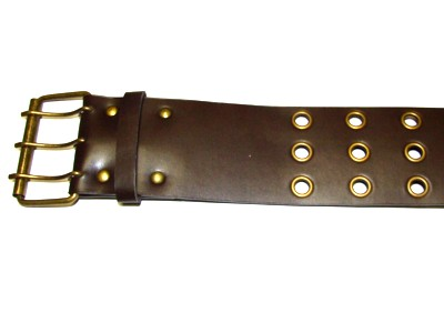 Gothic Belt Brown SALE