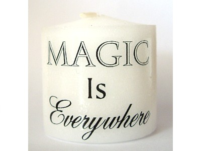 03.5cm Candle Magic is Everywhere