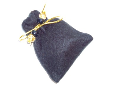 Witches Charm Bag for Protection