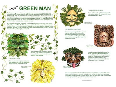 Green Man Easy Guide