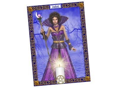 Imbolc Card New