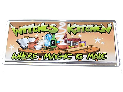 Witches Kitchen Where Magic is Made Magnet