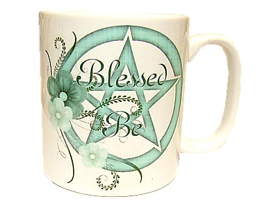 Witch Range 1 Blessed Be Mug