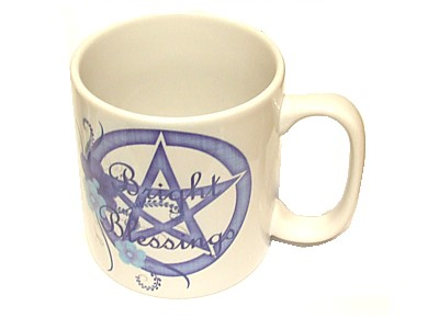 Witch Range 1 Bright Blessings Mug
