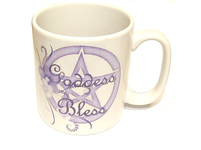 Witch Range 1 Goddess Bless Mug