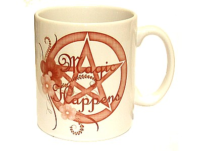 Witch Range 1 Magic Happens Mug