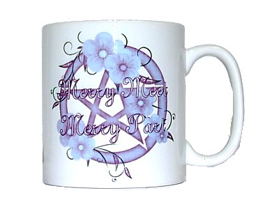 Witch Range 2 Merry Meet Merry Part Mug