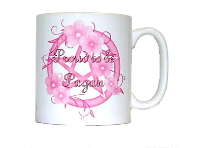 Witch Range 2 Proud to be Pagan Mug