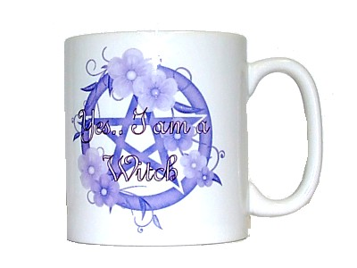 Witch Range 2 Yes I Am A Witch Mug