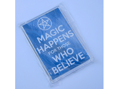 Magic Happens Magnet