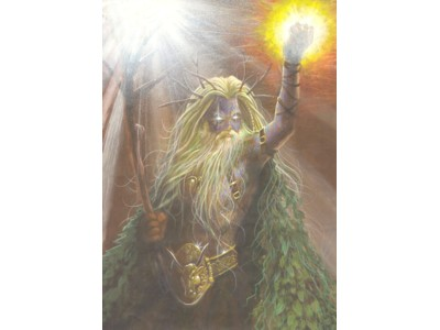 Lord of the Dance Card A6