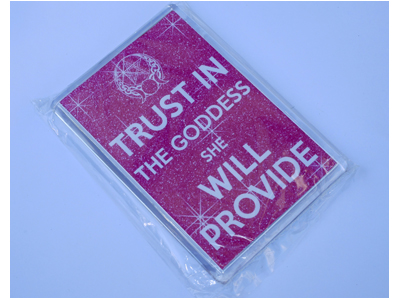 Trust in the Goddess Magnet