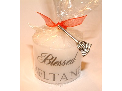 03.5cm Beltane Candle with Charm