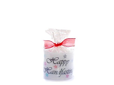 03.5cm Candle Happy Handfasting
