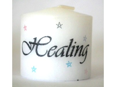 03.5cm Candle for Healing