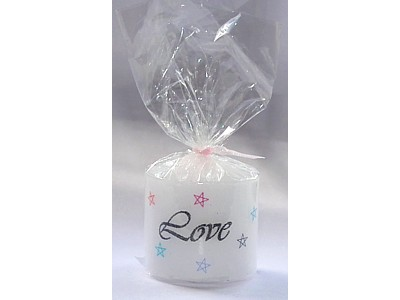 03.5cm Candle for Love