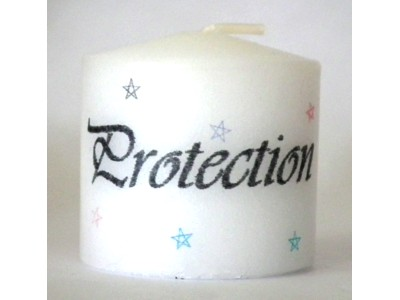 03.5cm Candle for Protection