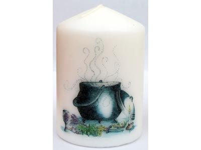 Witches Brew Candle NEW SIZE see description