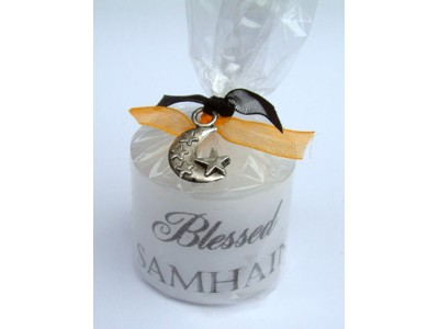 03.5cm Samhain Candle with Charm